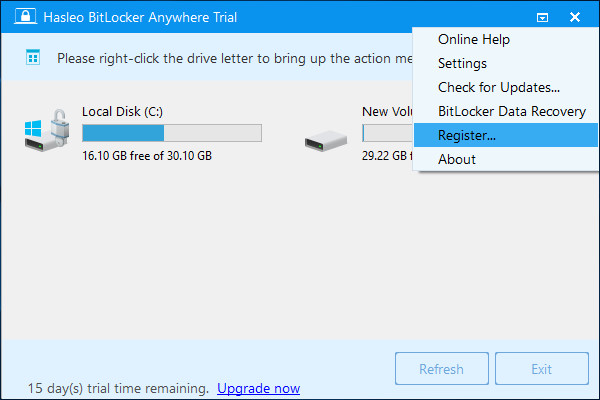 How do I register Hasleo Data Recovery For Windows? - Hasleo