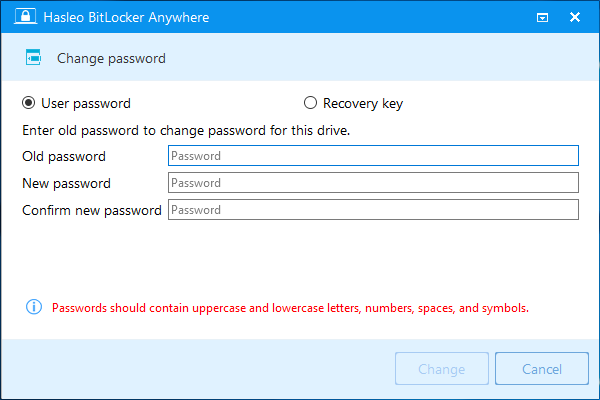 BitLocker for Windows 10/8/7 Home & Windows 7 Pro & Windows 8 Core!