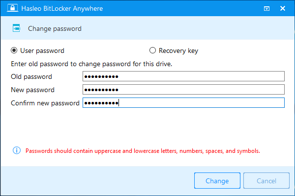 Solved] How to Change BitLocker Password in Windows 7