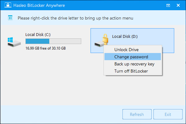 changing password on windows 7 professional