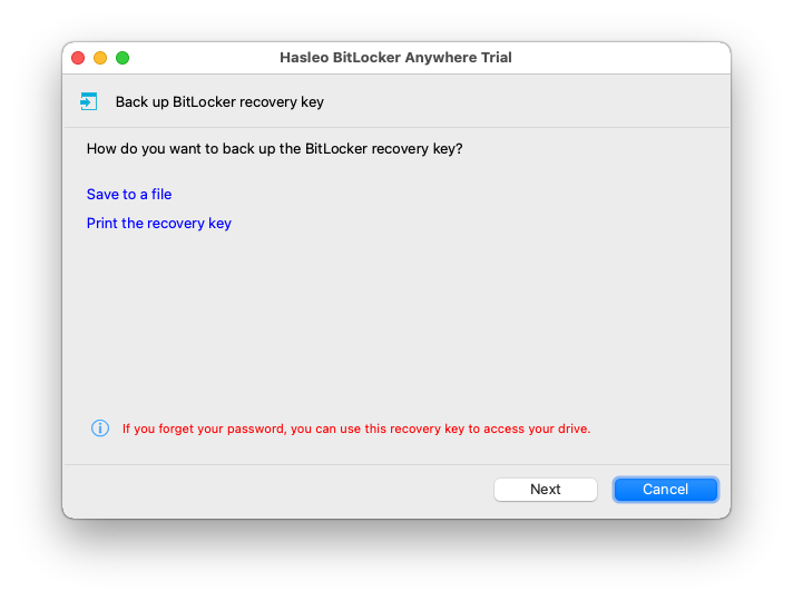 How to Encrypt Drive with BitLocker in macOS & Mac OS X?