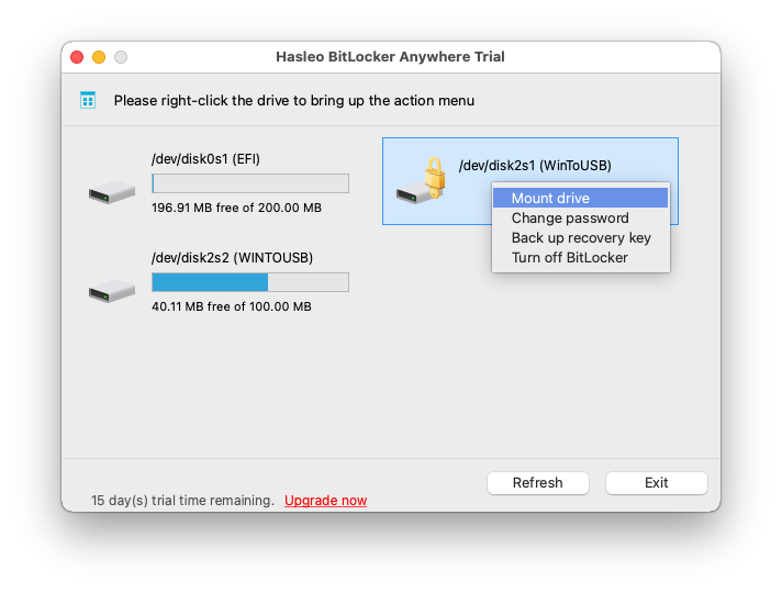 Solved] How to open BitLocker Encrypted Drive on macOS & Mac