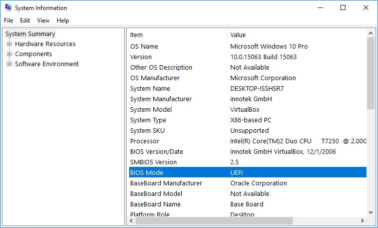 Help Installing win10 in UEFI mode on 970 NVME maximus x hero