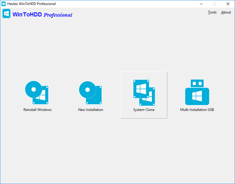 How To Do System Clone In Windows 10 Without Reinstalling
