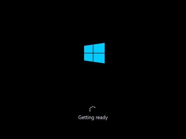 Windows normal installation
