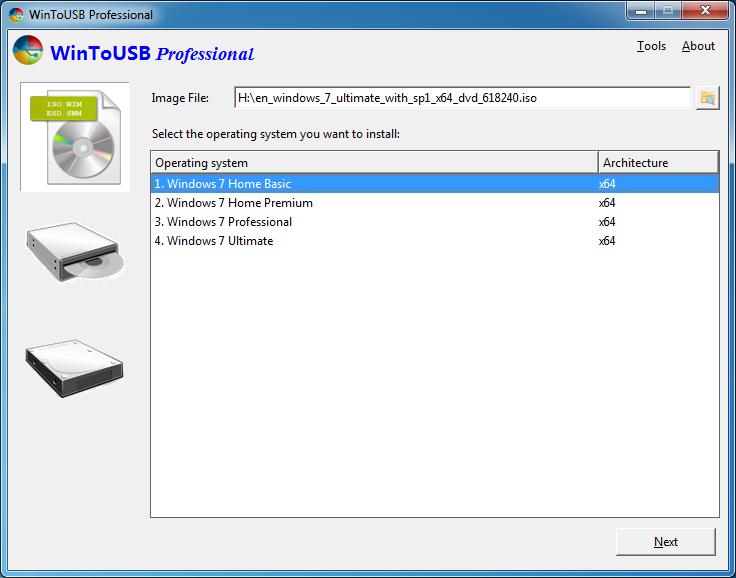instalar windows 7 em usb 3.0